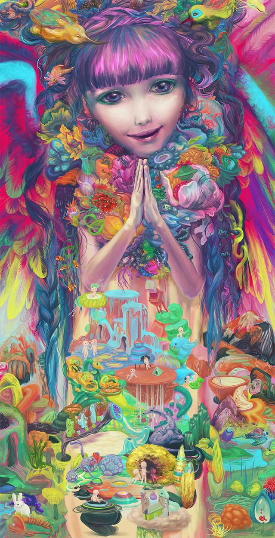 Angel by cirrusmin0r