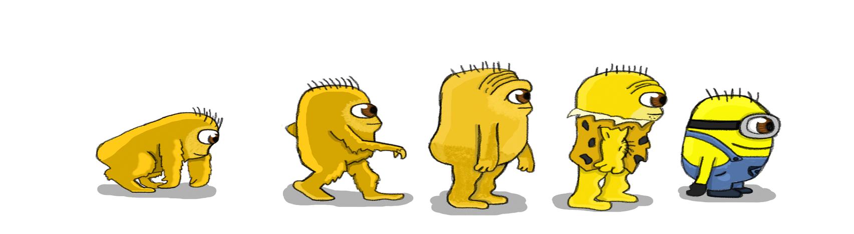 Evolution by TheLittledDemonCat
