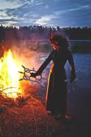 KH: Dancing flames by Sandriz