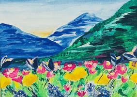 I colori della primavera by Clotho5