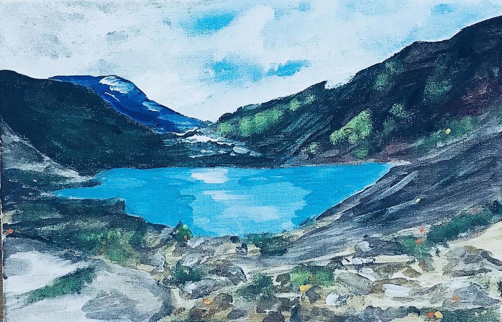Lago Blanca by Clotho5
