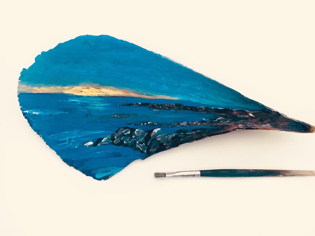 Il mare in una conchiglia  by Clotho5