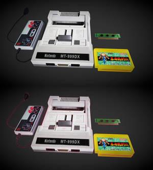 Nintendo MT-999 DX 3D model