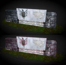Muri i Beslidhjes - Lezhes