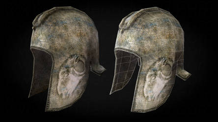 Helmeta Iliriane by sanderndreca