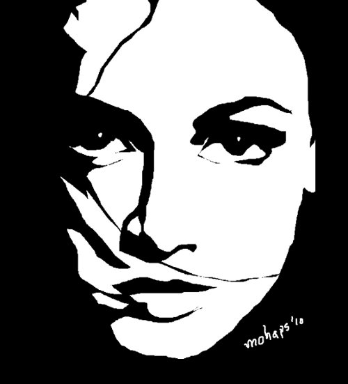 noir face 1 by mohaps on DeviantArt