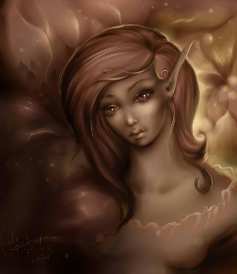 Fairy II by PushinkaArt