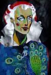 Brian Eno by sir-white-glove