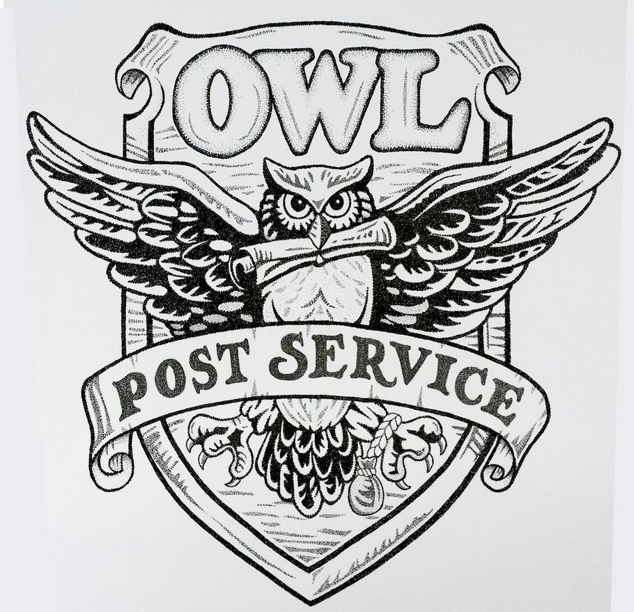 Owl Postal Service   Harry Potter Wiki   Fandom powered by ...  Harry Potter Owl Service