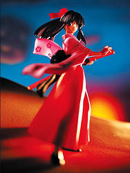 Ninja Girl by sanfranciscofood