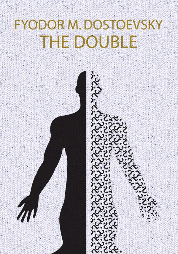 The Double by Dostoevsky by Goran-Vejanoski