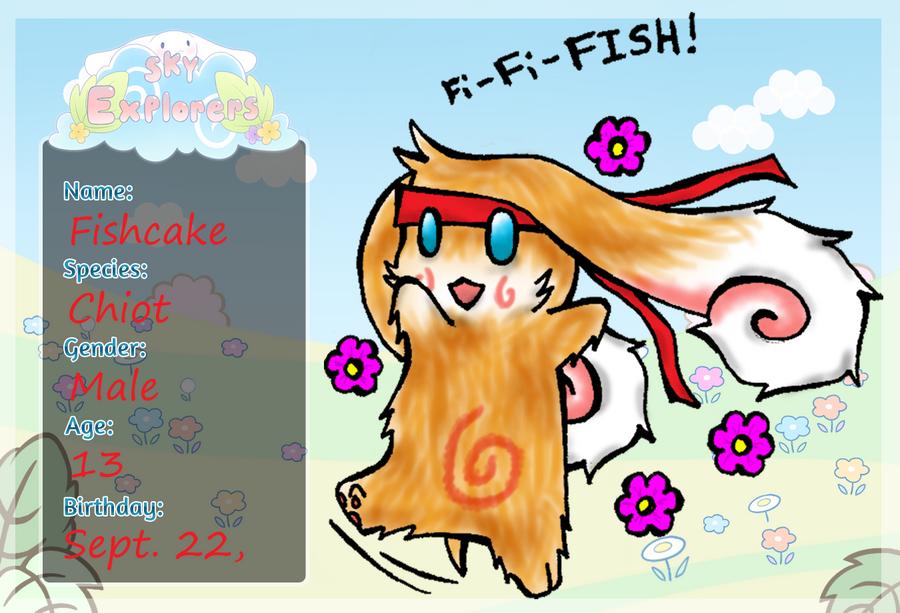 Sky Explorer: Fishcake by ntxooxyooj