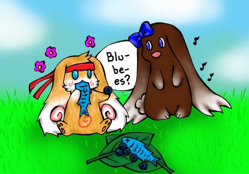 SE - Blu-be-es?