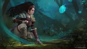 Artist Avatar Challenge, Whisperer of Spirits
