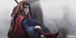 Fantasy Illustration 11