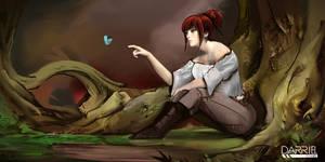 Fantasy Illustration 4