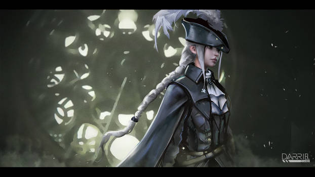 BloodBorne Lady Maria | Prints Available !