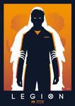 LEGION Poster Art