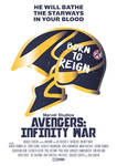 AVENGERS: INFINITY WAR Tribute Poster