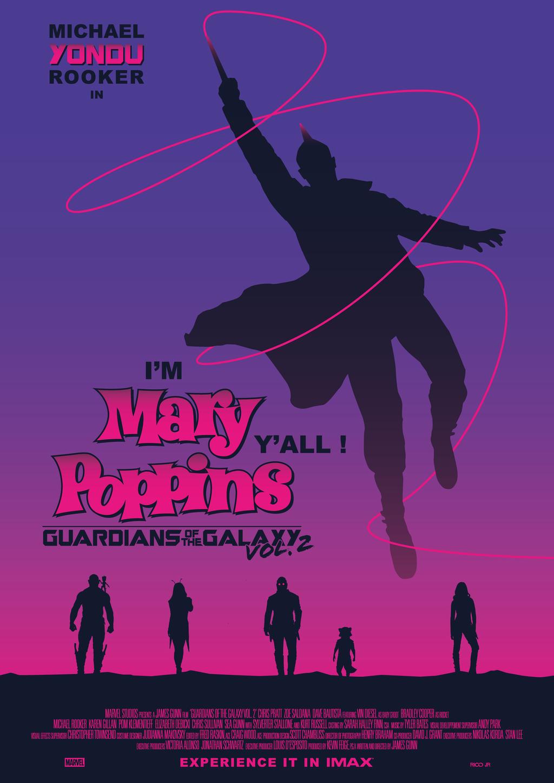 YONDU Poster Art by RicoJrCreation