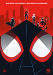 SPIDER-MAN: INTO THE SPIDER-VERSE Poster Art