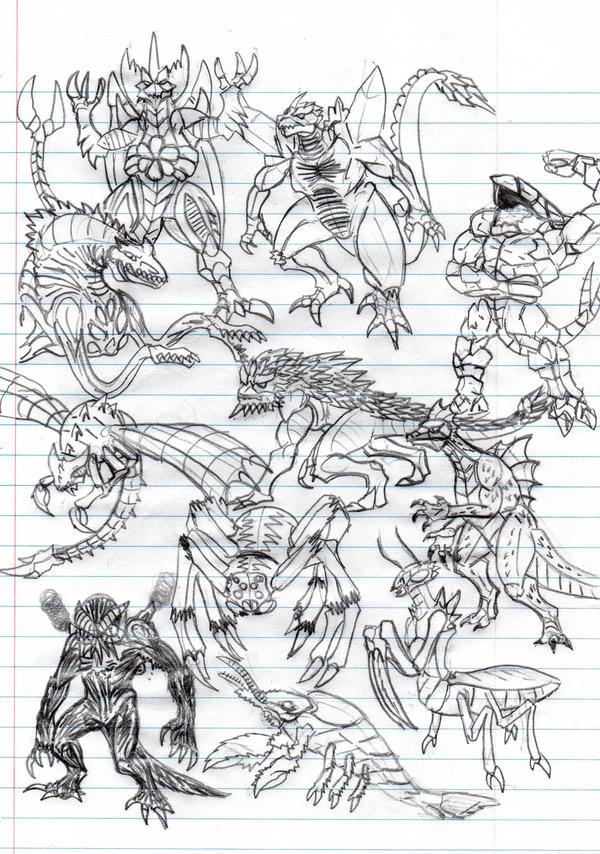 Mutants by CosbyDaf