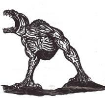 Hell Dog by CosbyDaf