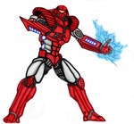 Marvel Comics: Crimson Dynamo