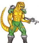 Extreme Dinosaurs: T-Bone
