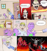 Barney's Lost Episode p.1 by CosbyDaf