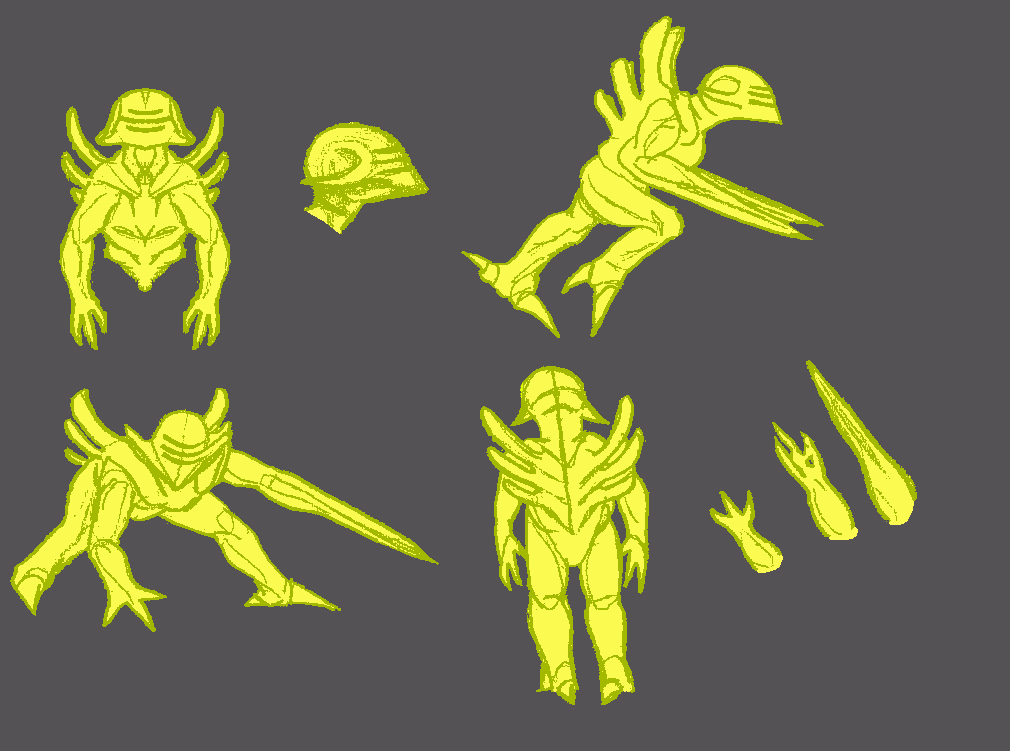 Acacius sketches by CosbyDaf