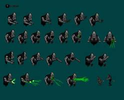 Warlock sprites by CosbyDaf