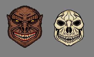 Head and Skull of an Alpha Predator by CosbyDaf