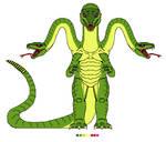 Snake Kaiju