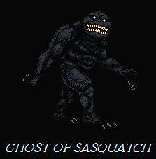 Ghost of Sasquatch