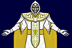Great Prophet Syndod concept sketch