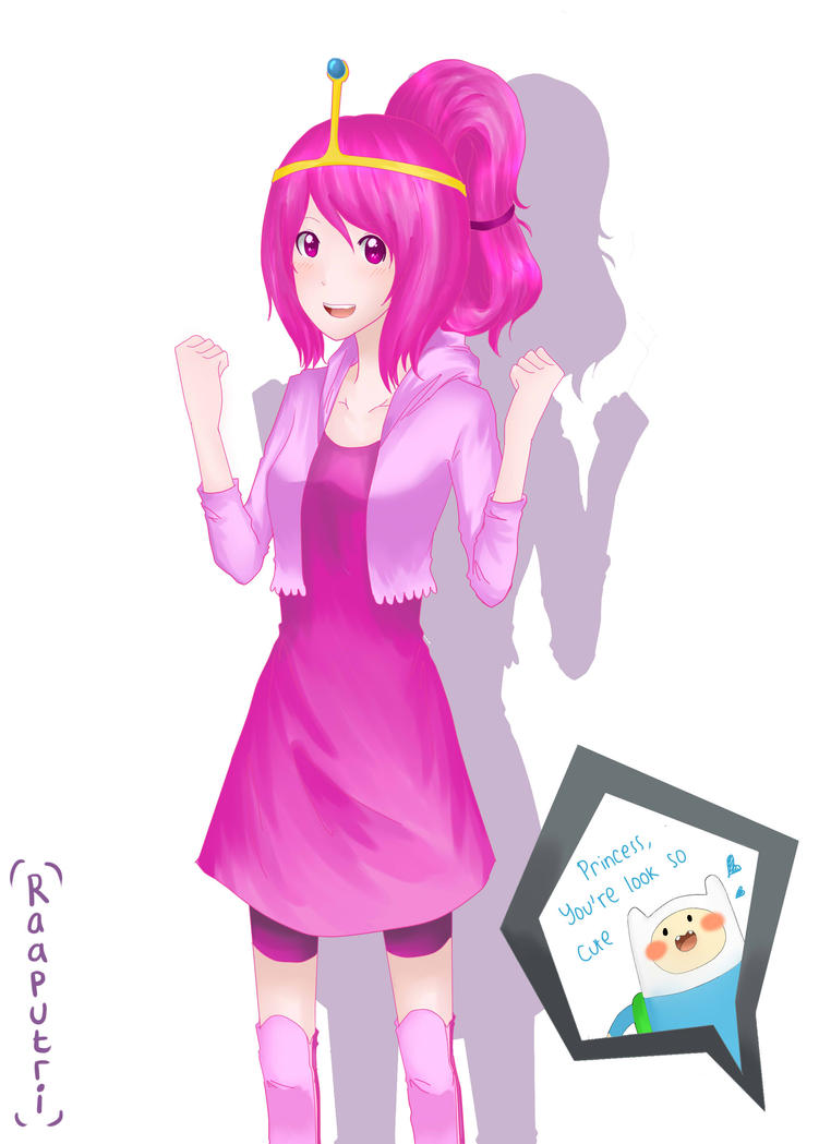 princess bubblegum by raaputri on DeviantArt