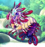 Mantis Shrigon - Auction (OPEN) by Night-Hare