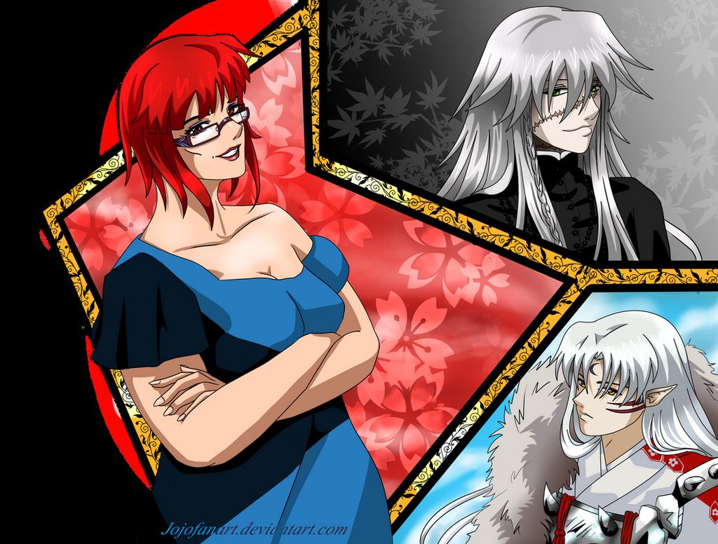 Those Who I Like To Draw by Jojofanart