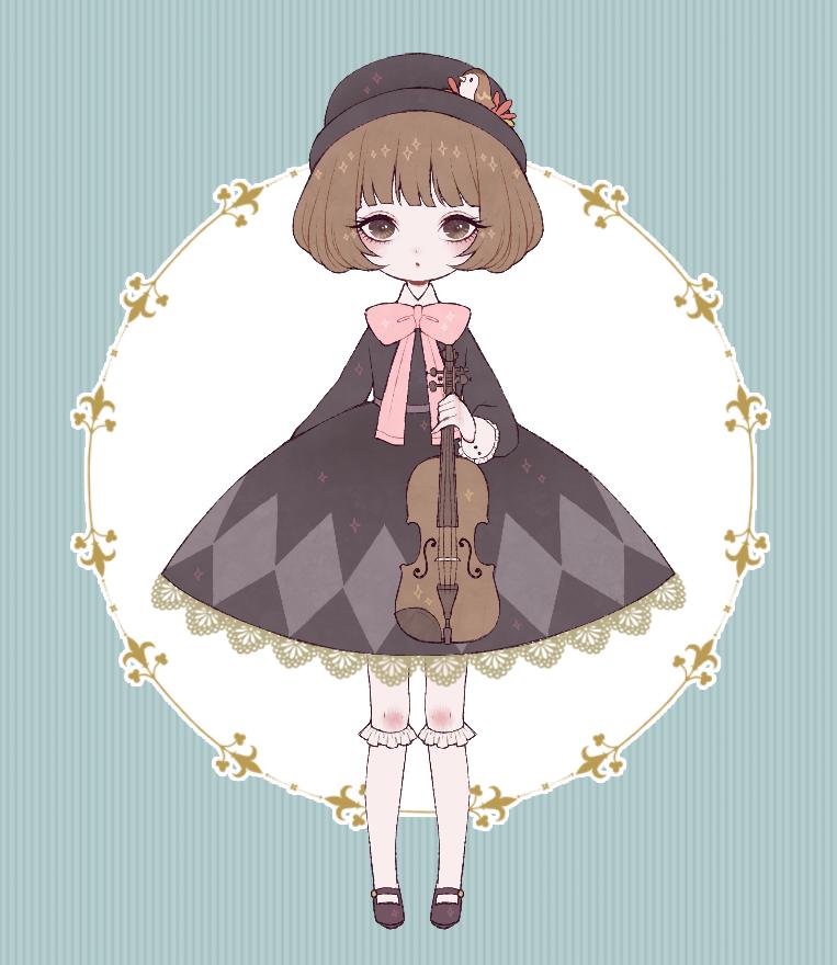 LINE Play avatar by yukiko-onna
