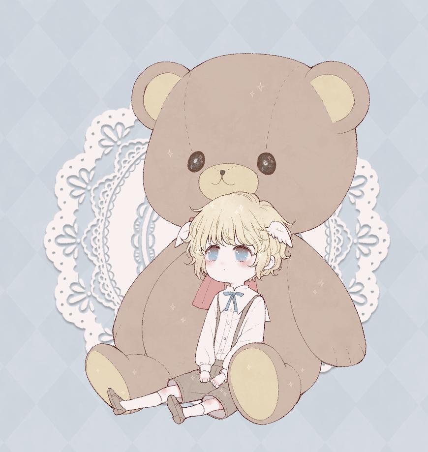 teddy by yukiko-onna