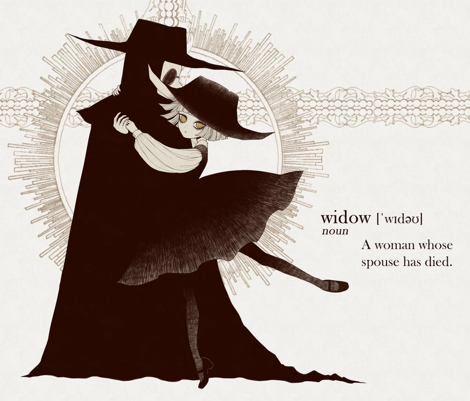 Widow by yukiko-onna