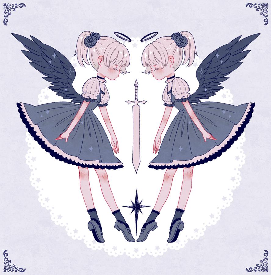 AngelFalse by tourniiquett