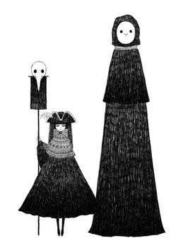 tall child