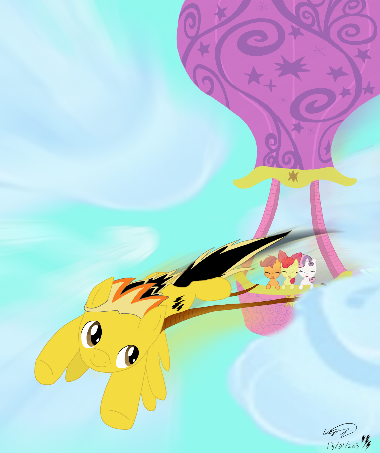 The CMC Balloon Ride by Electuroo