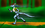 Rainbow Dash Dragonic