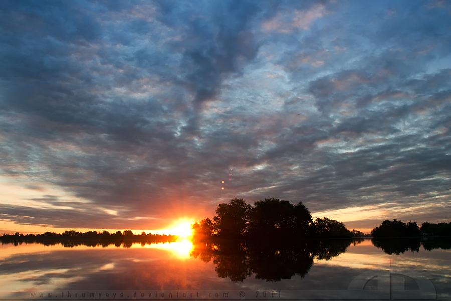 It's a New New Dawn by thrumyeye