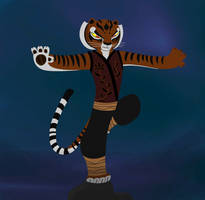 + Master Tigress + by darthdac