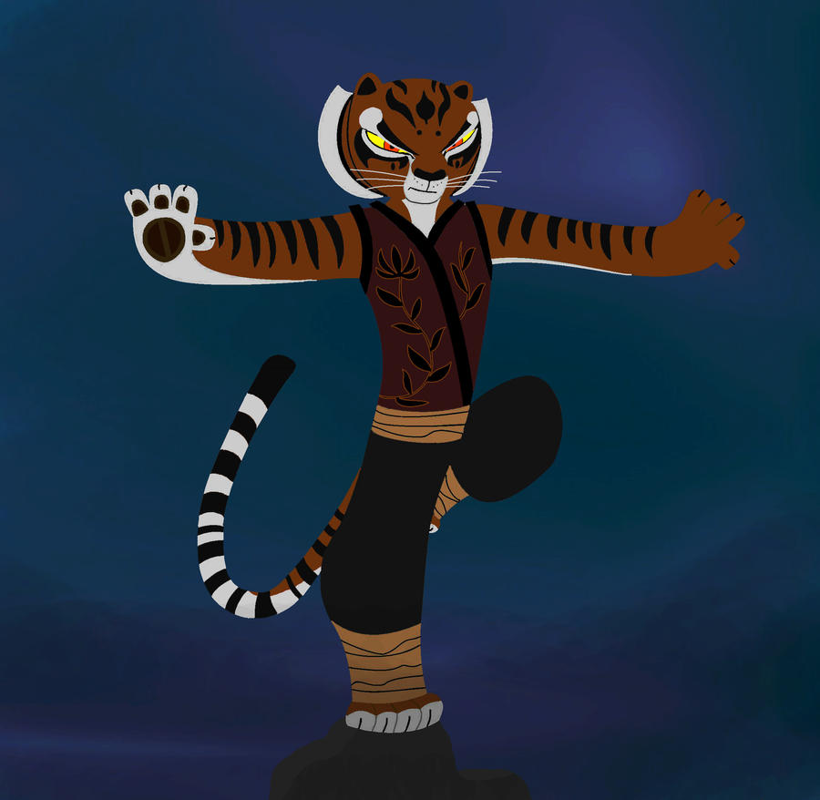 master tigress +darthdac on deviantart