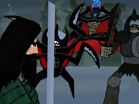 Battle Through Time Demongo